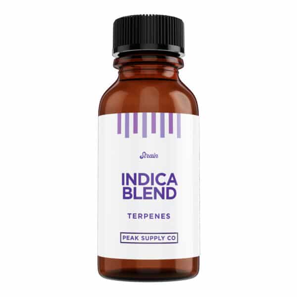 Buy INDICA BLEND terpenes