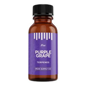 Purple Grape terpene profile