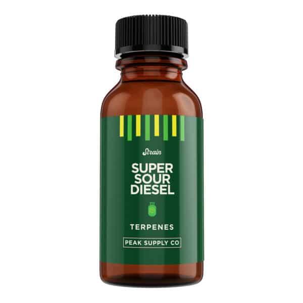 Buy SUPER SOUR DIESEL terpenes