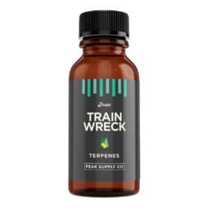 Buy TRAINWRECK terpenes