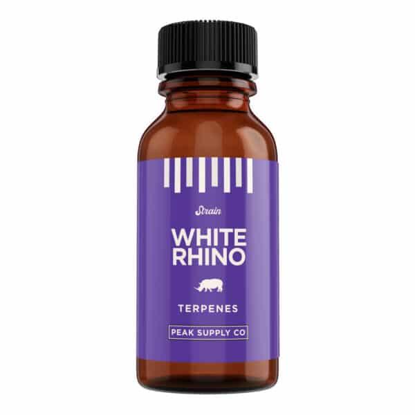 Buy WHITE RHINO terpenes
