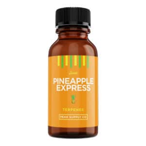PINEAPPLE EXPRESS terpene profile