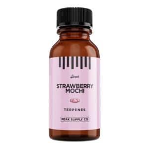 Strawberry Mochi terpene profile